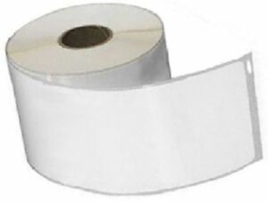 White Dymo Compatible 99019 Internet Postage Shipping Labels 2 31 x7 5 8 Rls