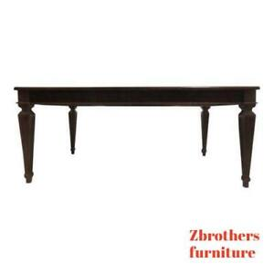 Ethan Allen Townhouse Banquet Conference Dining Room Extension Table