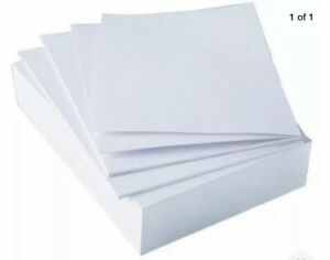 Multipurpose Paper Copy Paper 8 5 X 14 Legal Size 20lb 92 Bright 500 Shts