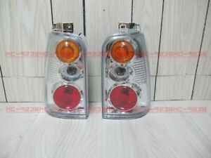 Rear Side Tail Light Fit For Toyota Corolla Station Wagon 93 97 Ww M8