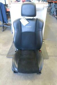2011 2014 Dodge Charger Right Front Seat Bucket Leather Electric Oem 2013