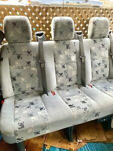 Bench Seats Sprinter Van