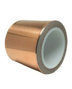 Copper Foil Tape 2inch X 18ft For Guitar And Emi Shieldig And More