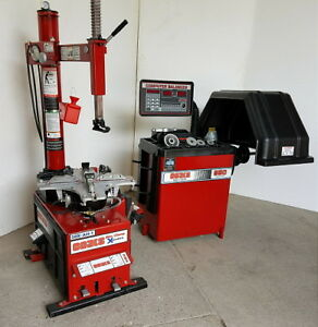 Coats 50x ah 1 Tire Changer 950 Tire Balancer Combo Rebuilt With Warranty