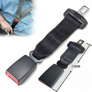 Car Safety Seat Belt Extender Seat Belt Extension Strap Buckle Auxiliary Extende