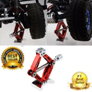 6 Ton Hand Screw Scissor Lift Jack Stands 1 10 Universal For Rc Car Auto Suv