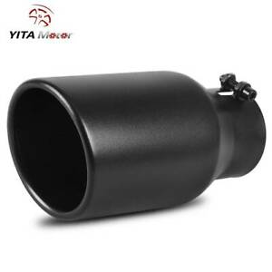 Yitamotor Diesel Stainless Steel Bolt On Exhaust Tip 3 Inlet 4 5 Outlet 9 long