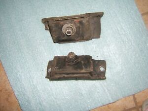1967 77 Ford Bronco 289 302 Engine Mounts