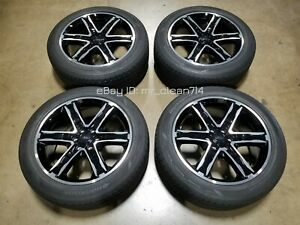 22 2020 Ford Expedition Limited Stealth Wheels Rims Tires F 150 Oem Factory