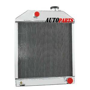 C7nn8005h Ford new Holland Tractor Radiator 2000 2600 3000 3100 3500 4000 4100