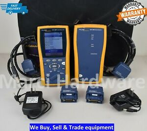Fluke Dtx 1800 Cat6a Fiber Cable Analyzer Smart Remote Dtx 1800 Fast Shipping