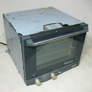 Unox Cadco Roberta Xaf003 Xaf 003 Convection Oven Commercial Made In Italy Good