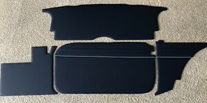 Mgb Interior And Door Panel Kit All 7 Panels For 62 65 Roadsters