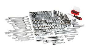 243 Pc 6 Point Mechanics Hand Tool Set Kdt 80966 Brand New