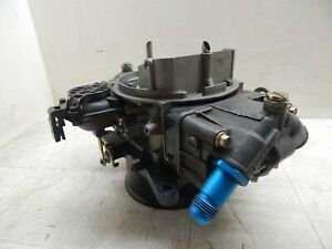 3310 Holley 750 Cfm Carburetor Carb Nice