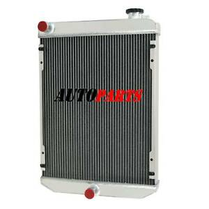 6679831 3row Aluminu Radiator For Bobcat Excavator Models 430 430d 435 435d 435g