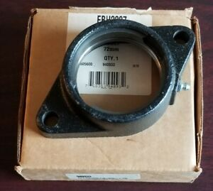 2 Hole Flange Bearing Housing 2 Bolt 72mm Fbh2207 Timken Insert