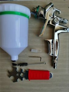 Jet 4000 B Rp1 3 Limited Edition Hvlp Auto Paint Air Spray Gun Made In Germany
