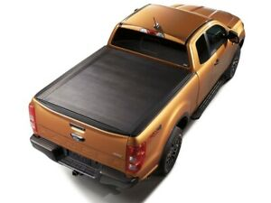 2019 2021 Ford Ranger Genuine Oem Hard Rolling Low Profile Tonneau Cover By Rev