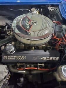 Zz430 Limited Edition 146 Crated Engine