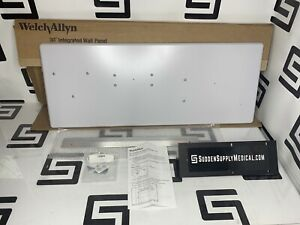 Welch Allyn 777 Green Series 30 Integrated Wall Mount Panel Only 77790 3 4 5 T