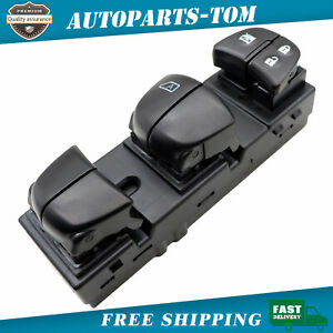 Fit For Nissan Altima 2013 2018 Power Window Master Switch Left Driver Side