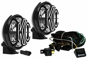 Kc Hilites 451 Apollo Pro 5 55w Driving Light With Integrated Stone Guard