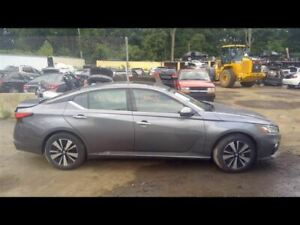Altima 2019 Independent Rear Suspension Assembly 123470