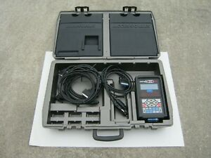 Otc Enhanced Monitor 4000 Diagnostic System Scan Tool Cartridge case cables