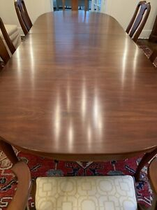 Henckel Harris Queen Anne Cherry Table Priced To Sell