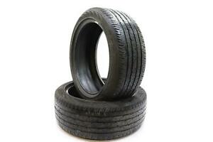 2 Used Continental Contiprocontact 235 45r19 235 45 19 Tire Tires 6 32nd