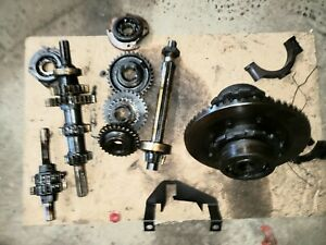 Farmall F20 Tractor Transmission Matched Set Top Bottom Gears Shafts Pinion Ih