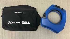 Zoll Xtreme Pack Ii Carrying Case For M Series Defib monitor With Nibp
