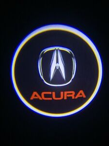 Wireless Led Courtesy Car Logo Door Ghost Shadow Projector Light Fit All Acura