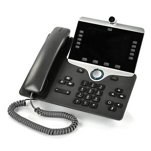 Cisco Ip Phone 8845 With Digital Camera And Bluetooth Cp 8845