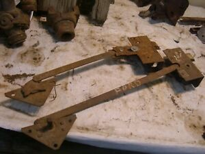 1932 Ford Door Latch Assemblies For Parts