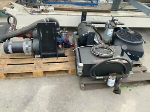 Boss Bossair 185 Cfm Pto Drive Air Compressor Generator