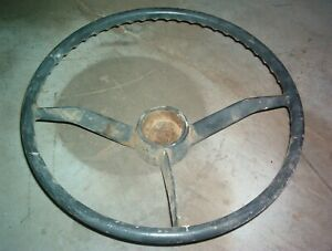 1957 1958 1959 Gmc Chevrolet Pickup Truck Steering Wheel