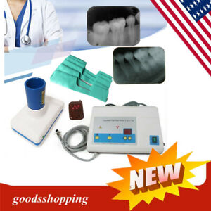 Dental X Ray Portable Mobile Film Imaging Machine Digital Low Dose System 60w