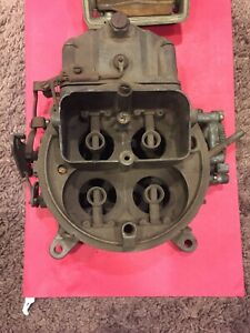 1967 66 Ford 390 3794 Holley Carburetor c70f 9510 b Dated 6a4 Mustang Fairlane