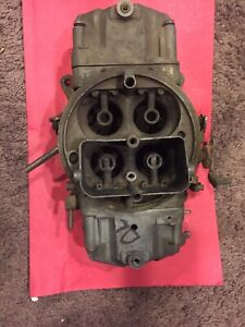 Holley 4168 1968 1 2 Ford Mustang Cougar Gt 500kr Shelby Carb C80f 9510ab 962