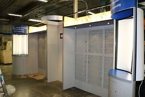 Trade Show Display Booth 20 Ref 8069508