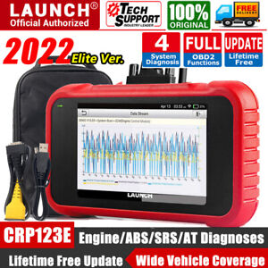 2021 Launch Crp123e Obd2 Scanner Engine Abs Srs Code Reader Car Diagnostic Tool