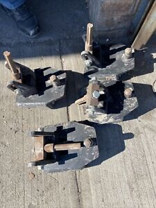Used Blackhawk Mercedes Frame Pulling Clamps 4 Avail For 300