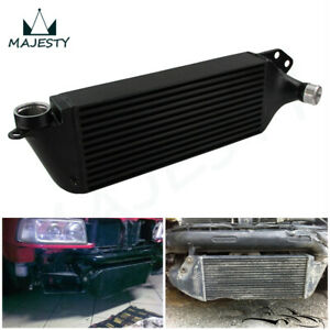 Competition Intercooler For Audi 80 S2 rs2 Evo1 Gen 2 Black