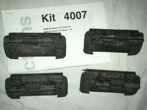 Thule Kit4007 Podium Foot Pack Fit Kit 4007 For 460 460r 753 Roof Rack Parts
