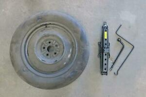 2011 2020 Toyota Sienna Compact Spare Wheel Set 17x4 Oem 2014