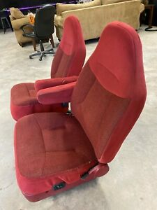 1993 Ford Bronco Truck Bucket Seats