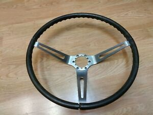Corvette Camaro Simulated Wood Steering Wheel 1967 1968 67 68 Vintage Rat Rod