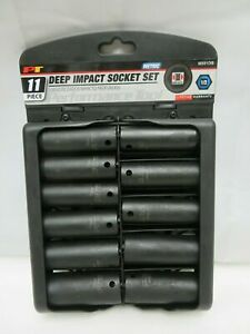 Performance Tool M591db 11 Piece Deep Impact Socket Set